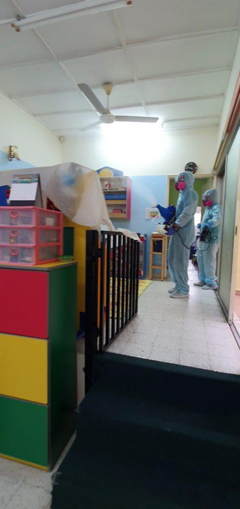 Professional Disinfection of Kindergarten and Schools in Selangor